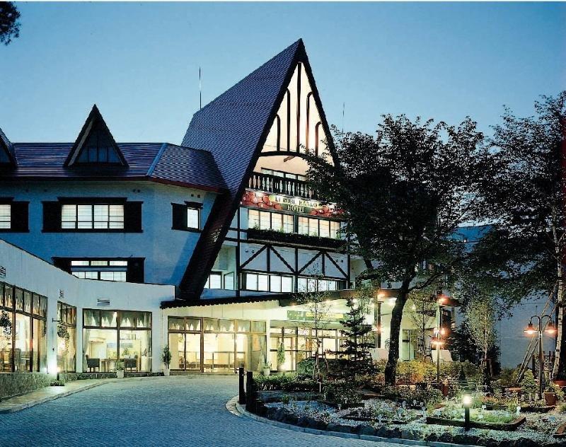 cazare la Kurobe Kanko Hotel
