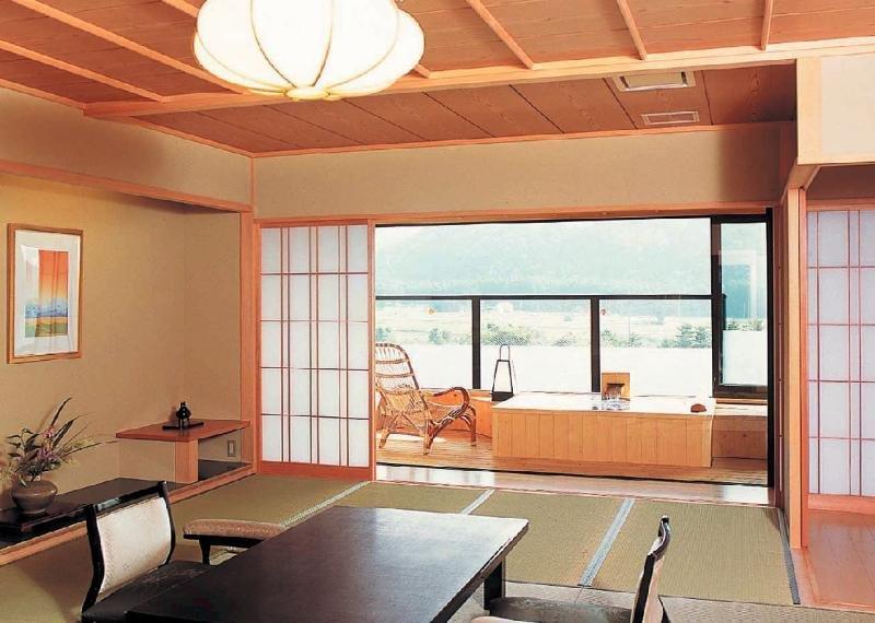 cazare la Ryokusuitei Keisui