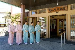 cazare la Unzen Miyazaki Ryokan