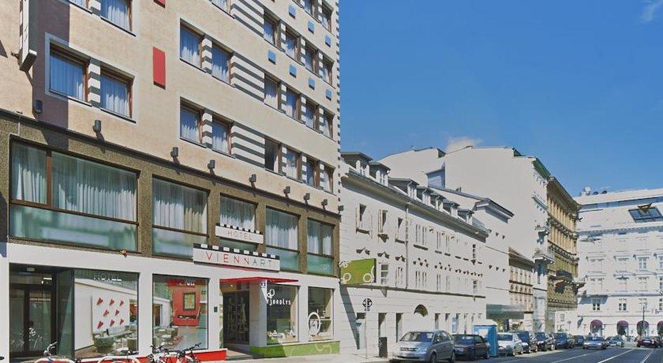 cazare la Hotel Viennart Am Museumsquartier