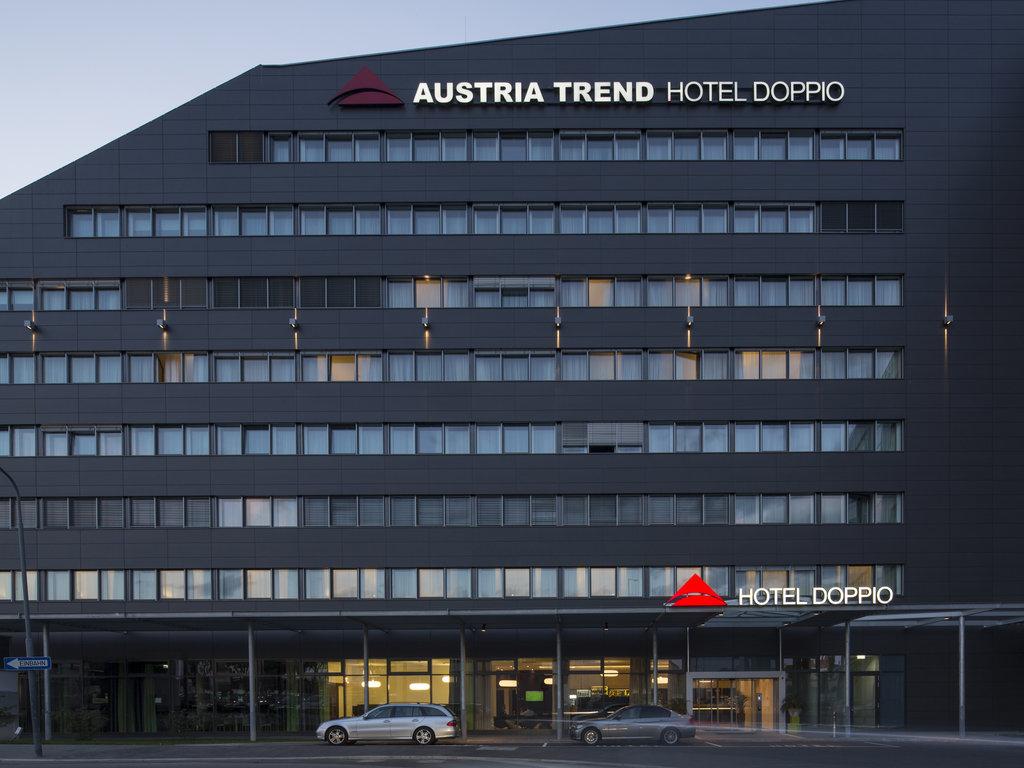 cazare la Austria Trend Hotel Doppio
