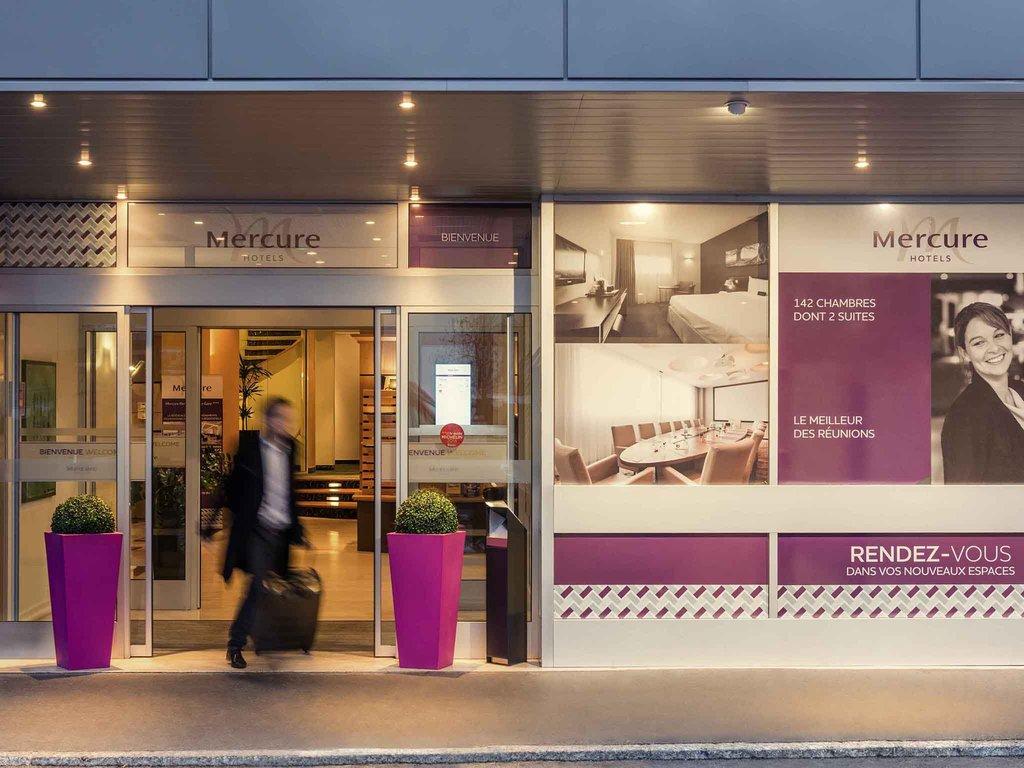 cazare la Mercure Rennes Centre Gare