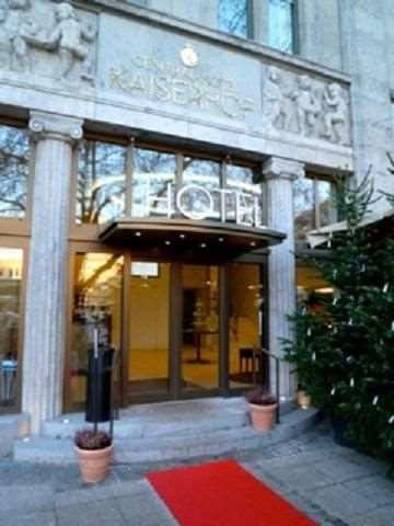 cazare la Central Hotel Kaiserhof