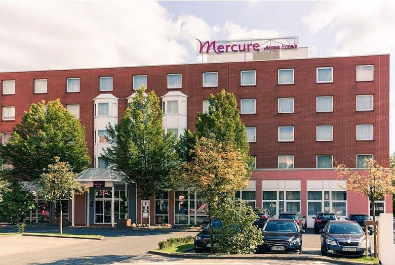 cazare la Mercure Medical Park