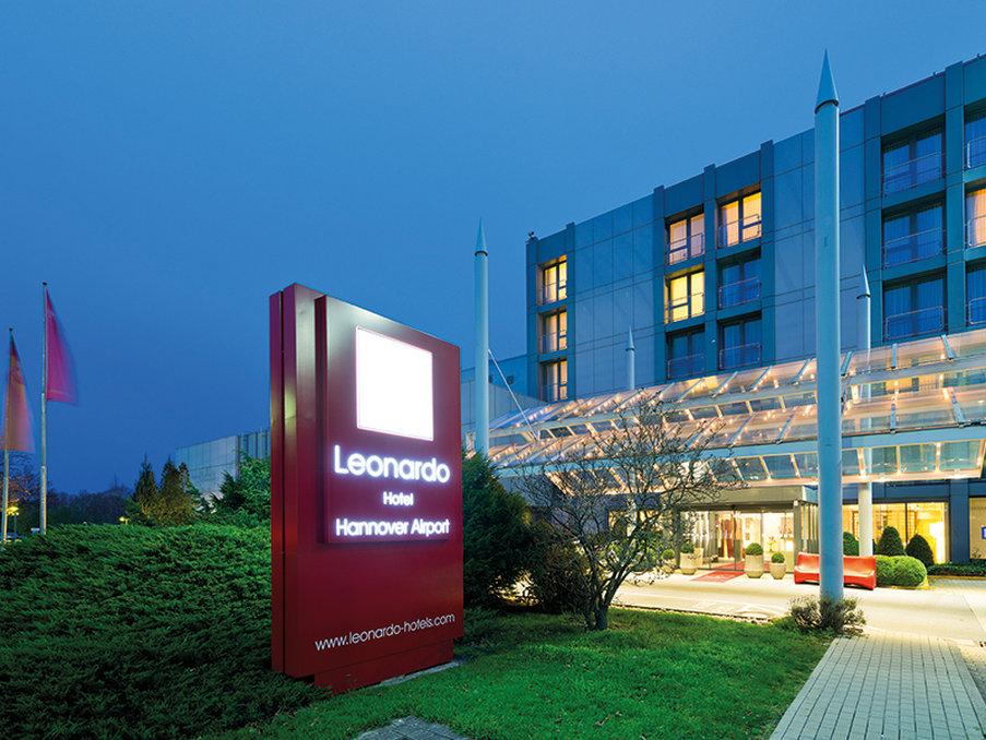 cazare la Leonardo Hotel Hannover Airport
