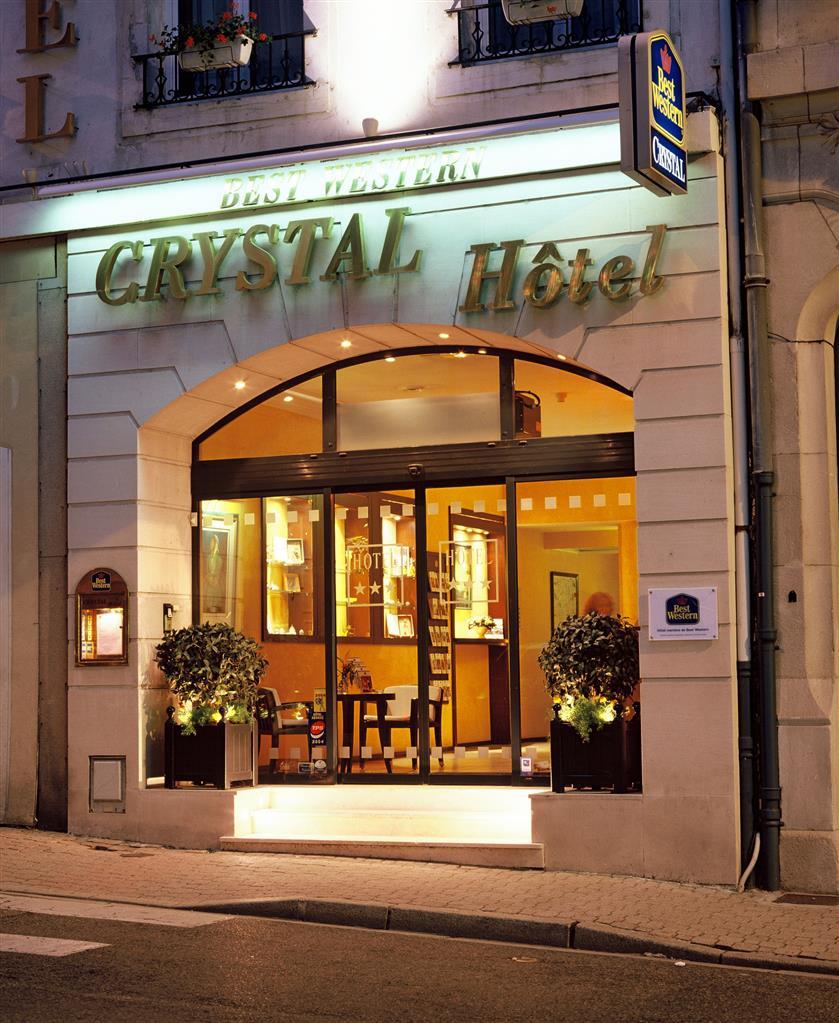 cazare la Best Western Crystal