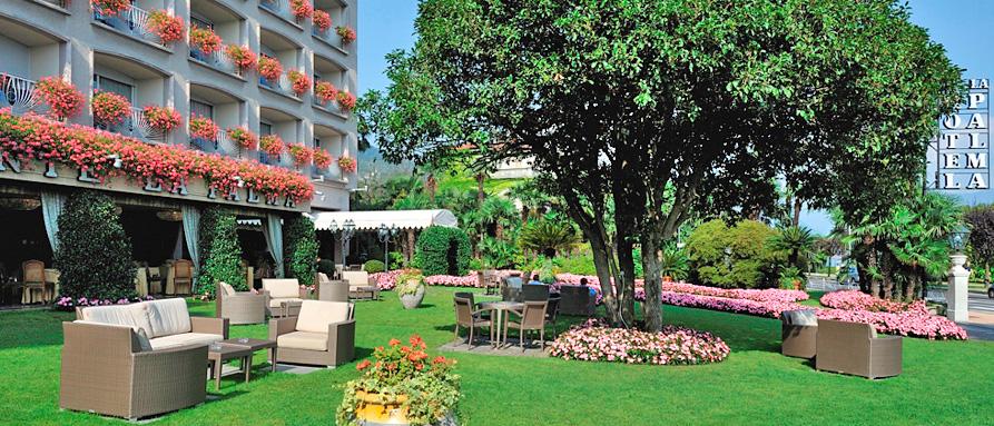 cazare la Hotel La Palma