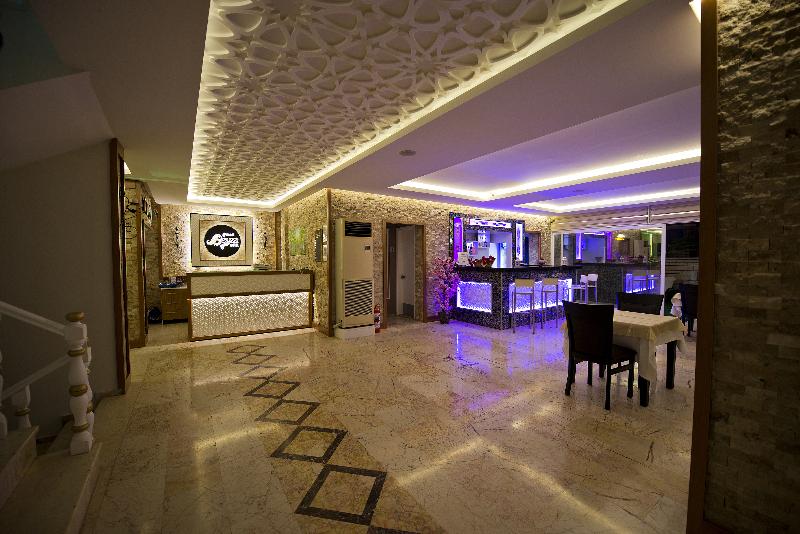 cazare la Green Beyza Hotel
