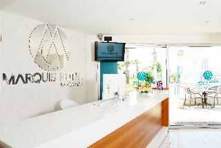 cazare la M.c.a Marquis Hotel