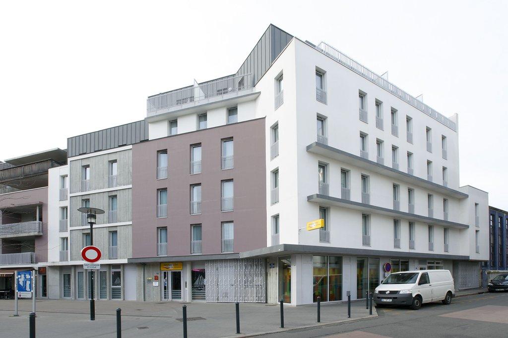 cazare la Appartcity Nantes Cite Des Con