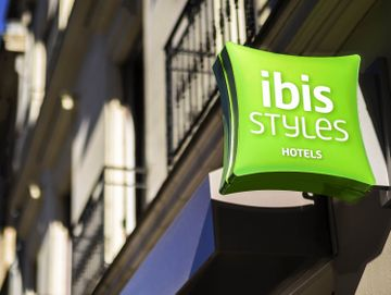 cazare la Ibis Styles Nantes Centre Place Graslin
