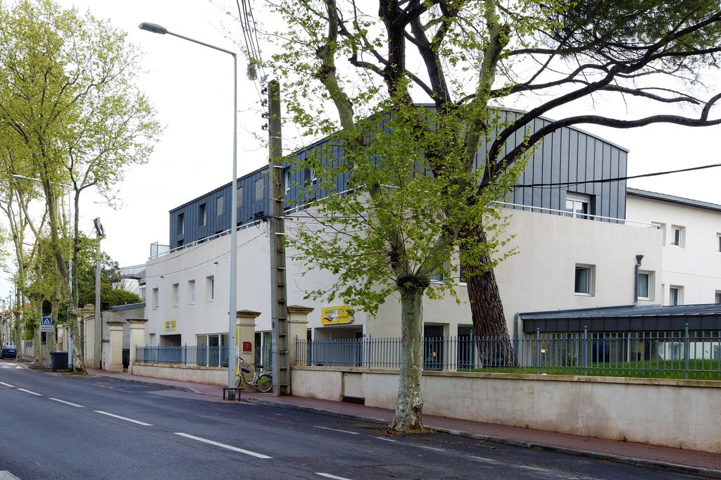 cazare la Appartcity Montpellier Saint Roch