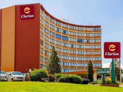 cazare la Quality Inn Central