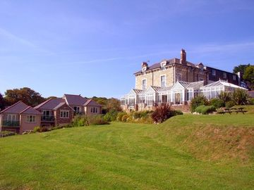 cazare la Best Western Porth Veor Manor Hotel