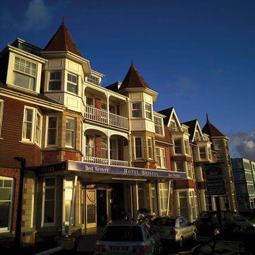 cazare la Best Western Hotel Bristol