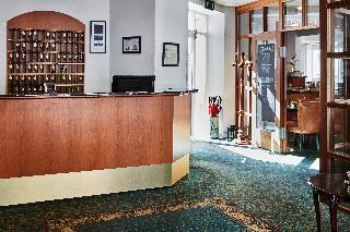 cazare la Ansgar Odense Hotel