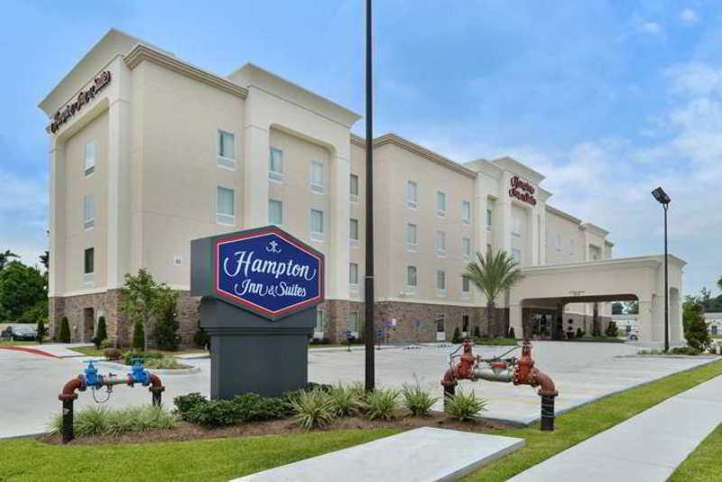 cazare la Hampton Inn And Suites Harvey