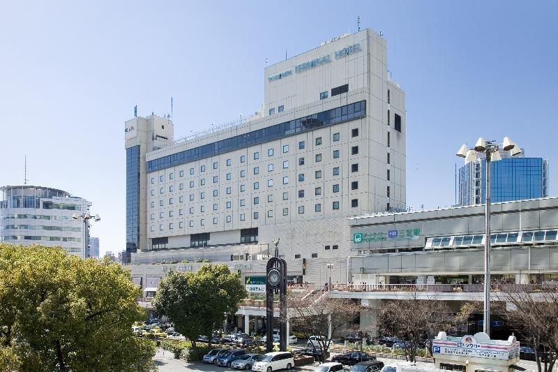 cazare la Sannomiya Terminal Hotel