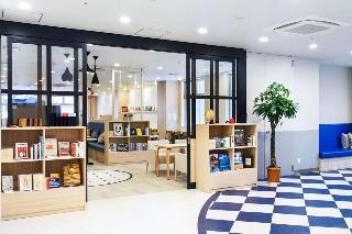 cazare la Comfort Hotel Kobe Sannomiya