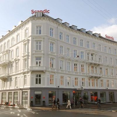 cazare la Scandic Hotel Webers