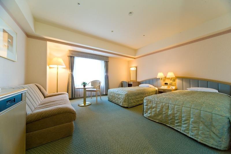 cazare la Hotel Sapporo Garden Palace