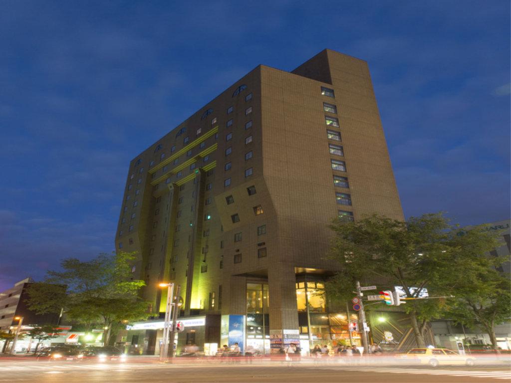cazare la Hotel Wbf Sapporo North Gate