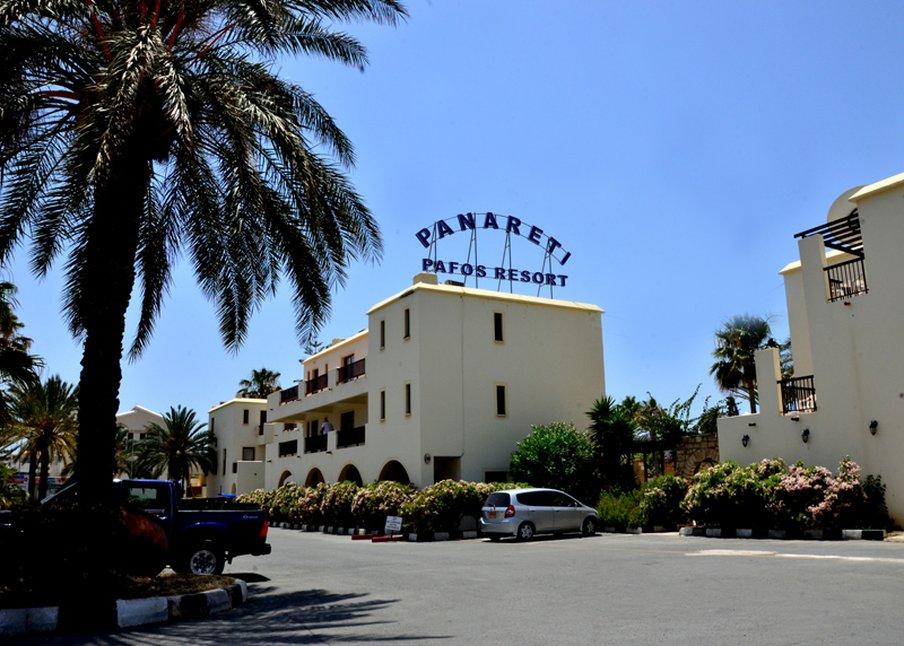 cazare la Panareti Paphos Hotel Apartments