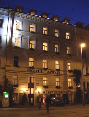 cazare la Hotel Andel S.r.o