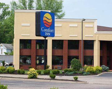 cazare la Comfort Inn Parkersburg