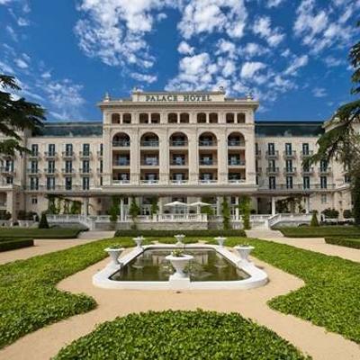 cazare la Hotel Kempinski Palace Portoro?