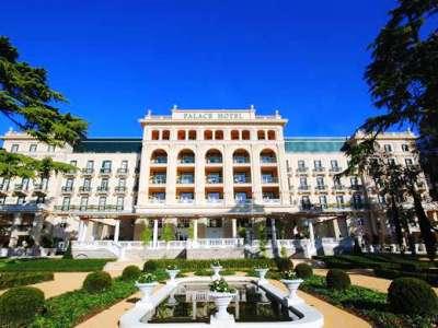 cazare la Kempinski Palace