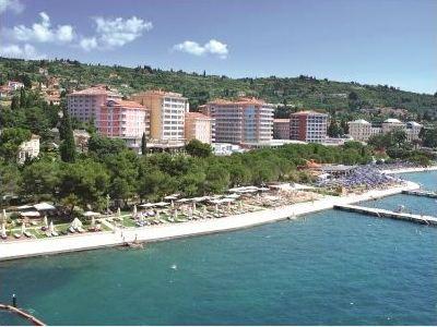 cazare la Grand Hotel   Portoroz