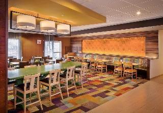 cazare la Fairfield Inn & Suites Monaca