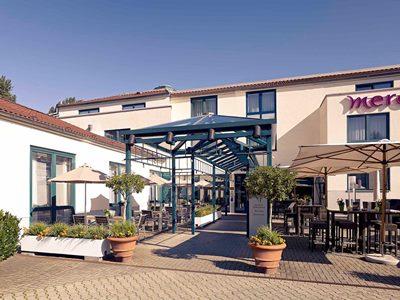 cazare la Mercure Hotel Krefeld