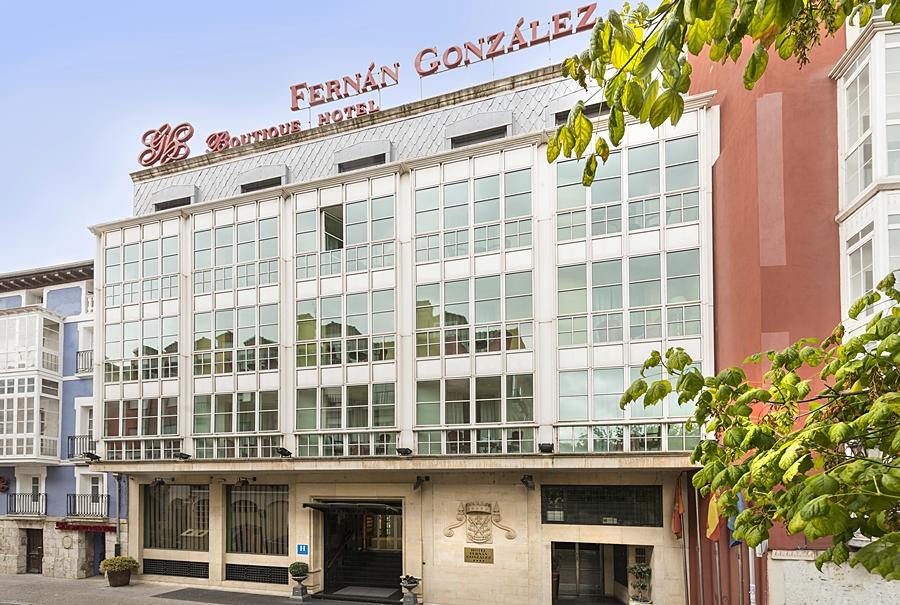 cazare la Hotel Fernan Gonzalez
