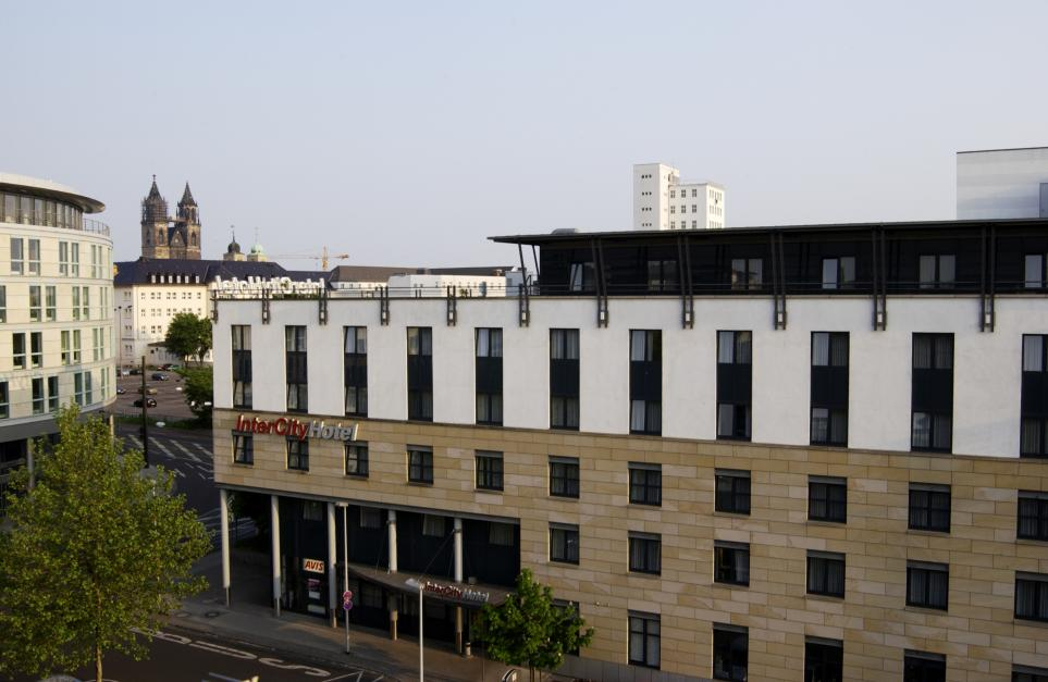 cazare la Intercityhotel Magdeburg