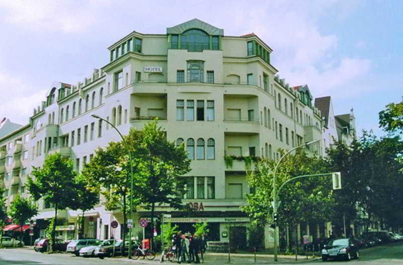 cazare la Olivaer Apart Hotel Am Kurfuerstendamm