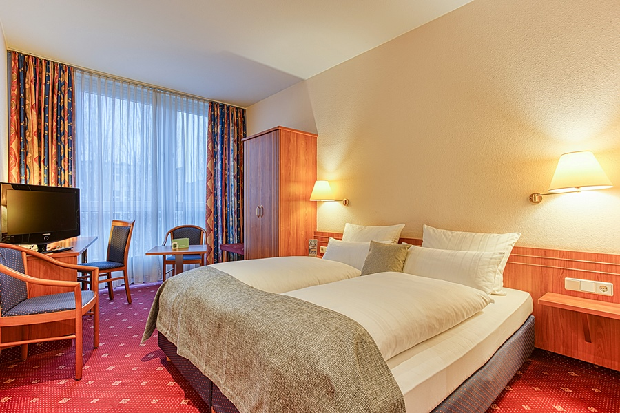 cazare la Centro Hotel Berlin City West