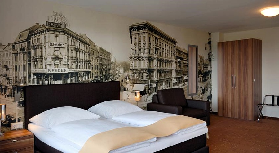 cazare la Mercure Hotel Berlin Am Alexanderplatz (room Only/ Non-refundable)