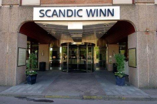 cazare la Scandic Winn