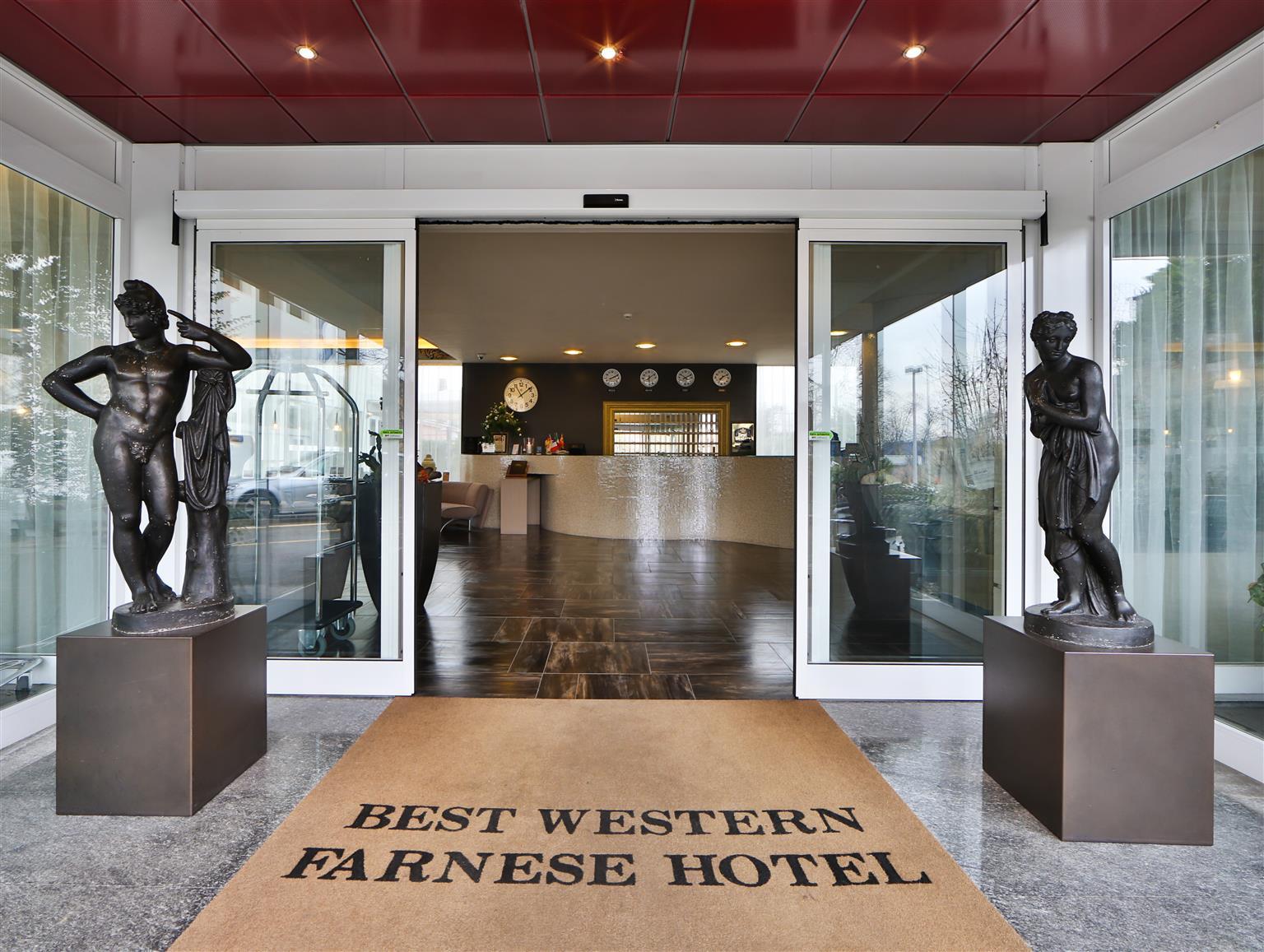 cazare la Best Western Hotel Farnese