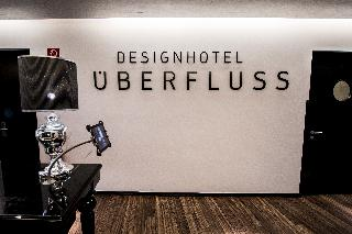 cazare la Designhotel Überfluss Bremen