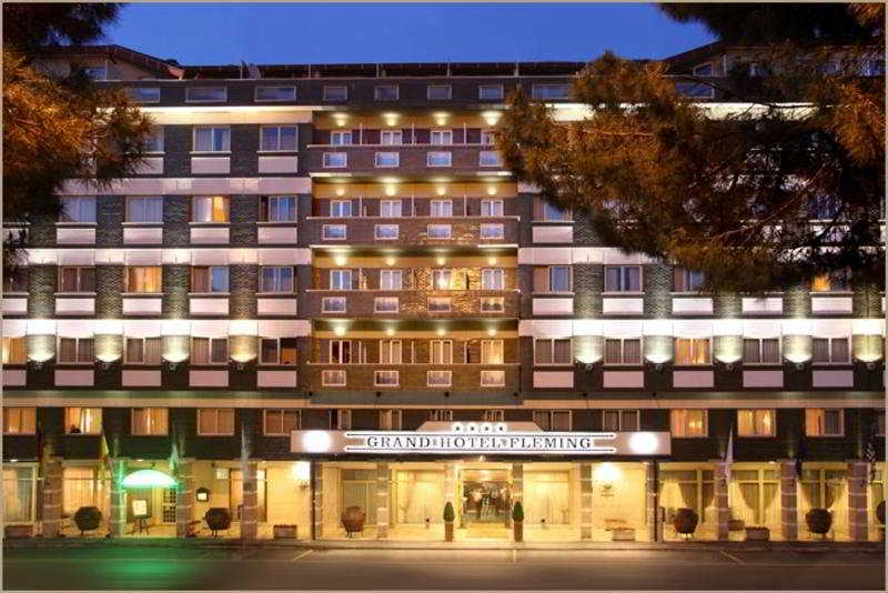 cazare la Grand Hotel Fleming