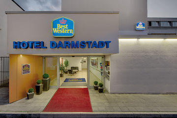 cazare la Best Western Plus Darmstadt