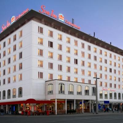 cazare la Star Inn Hotel Premium Bremen Columbus, By Quality