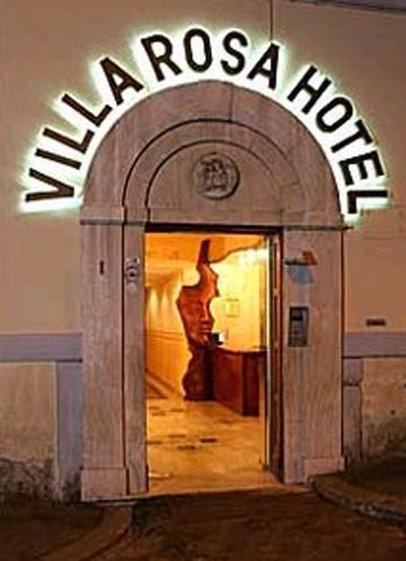 cazare la Villa Rosa