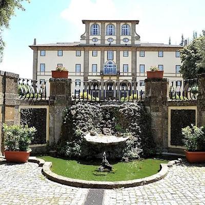 cazare la Grand Hotel Villa Tuscolana (economy/ 20km From Ro