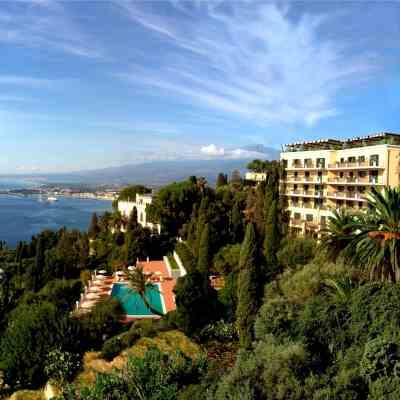 cazare la Grand Hotel San Pietro