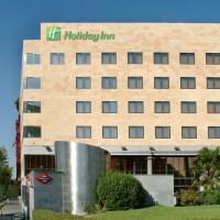cazare la Holiday Inn Madrid-piramides