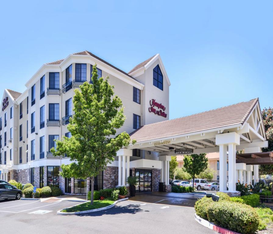 cazare la Hampton Inn & Suites San Francisco-burlingame-airport South